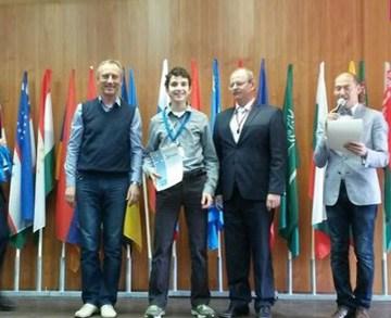 הישג לישראל: מדליית כסף באולימפיאדת הכימיה