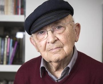 שנה למותו של הסופר אהרון אפלפלד