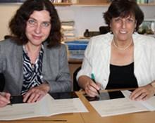 הסכם שיתוף פעולה עם הולנד