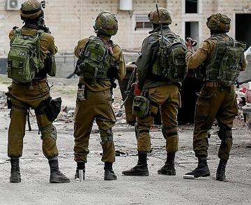 מי שולט על צבא השיטור בשטחים?