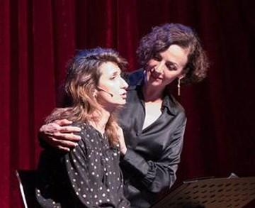 הצגה אורחת של נינה פינטו אבקסיס