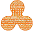 לוגו בית הספר דיאלוג, בית הספר לשפות. האוניברסיטה הפתוחה- לימודי החוץ